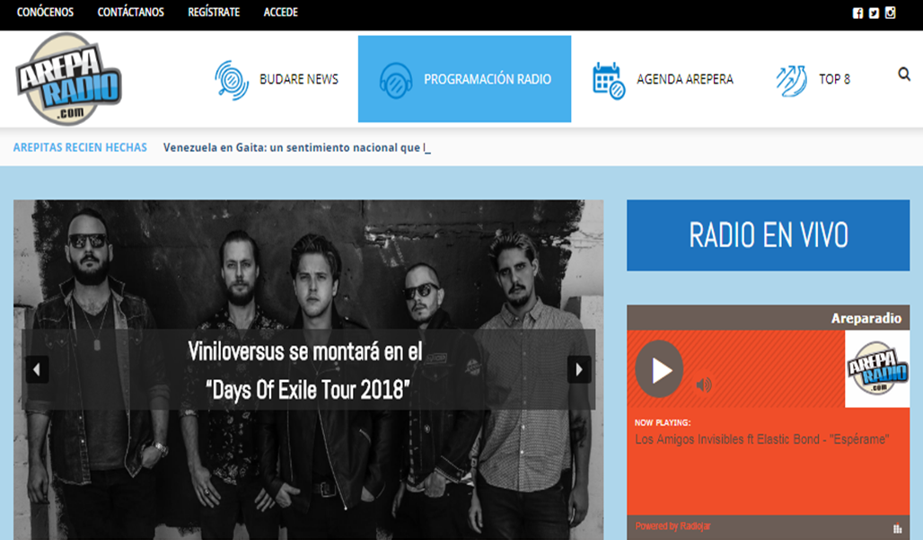 ArepaRadio