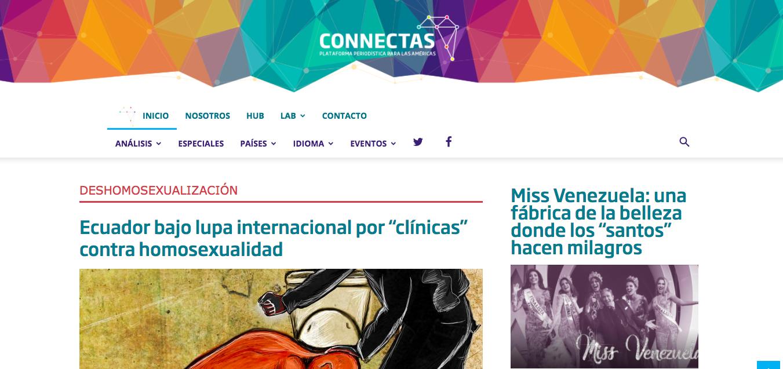 Connectas org
