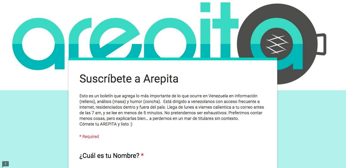Arepita