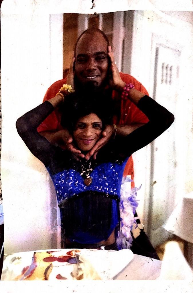Farah con Elio Medina foto Cortesía de Farah para El Estornudo